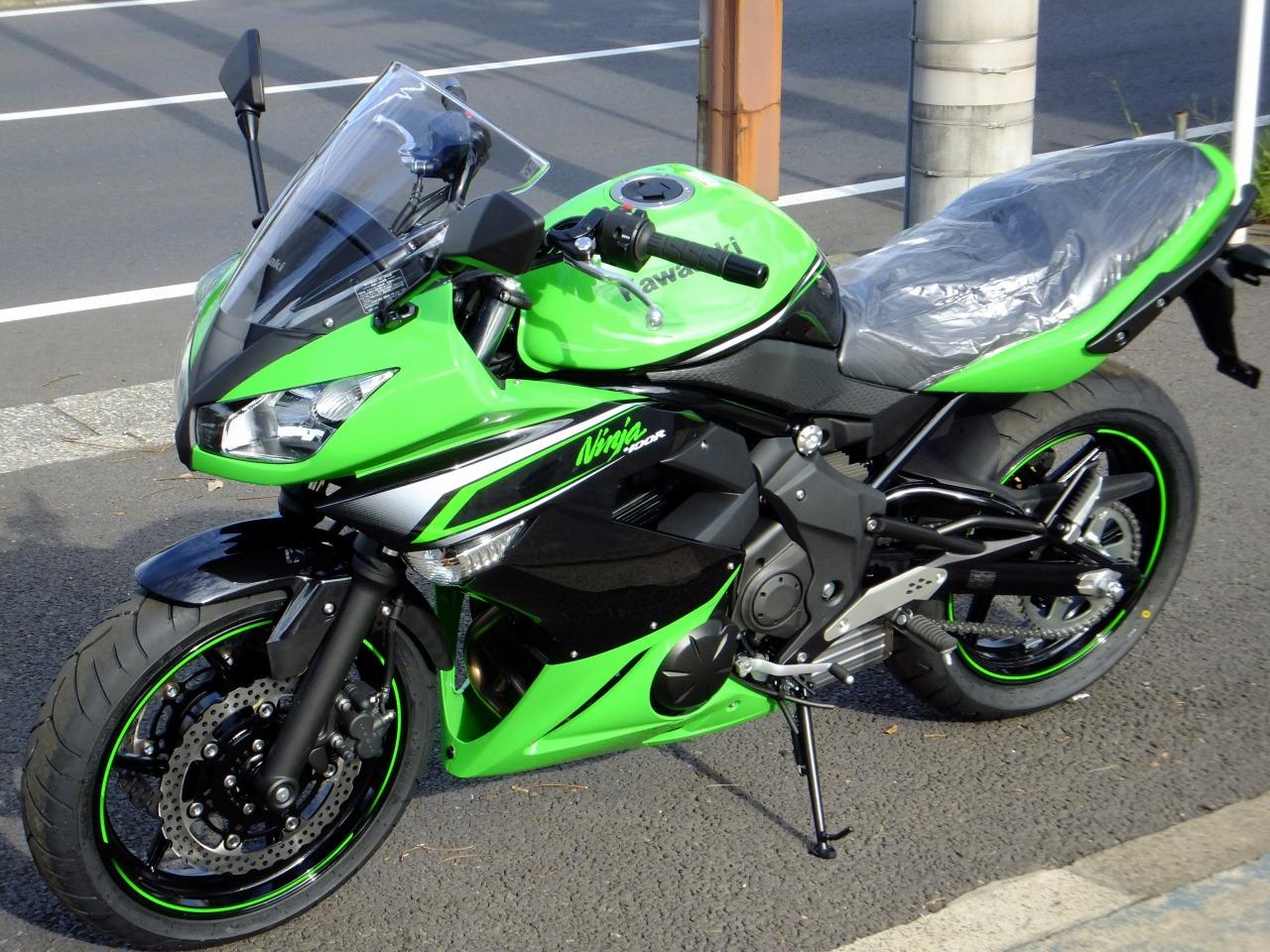 Kawasaki Ninja 400r максимальная скорость #10